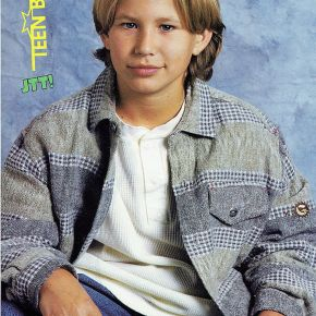I Can't Get a Tattoo Because of Jonathan Taylor Thomas