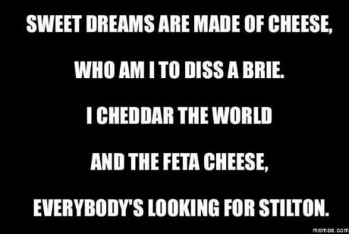 Cheese Meme