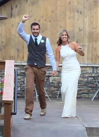 Tom and Sarah Wedding 2