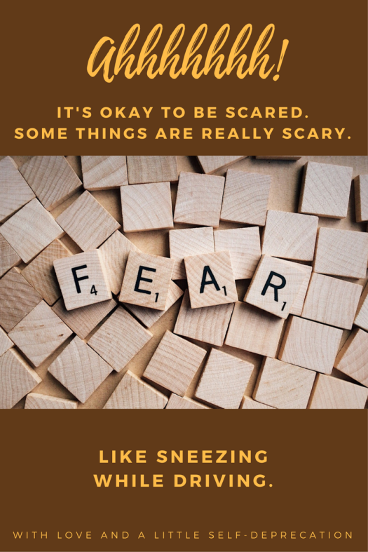 Totally rational fears, and ways to make the world a little less scary