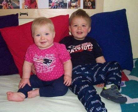 Little Patriots Fans