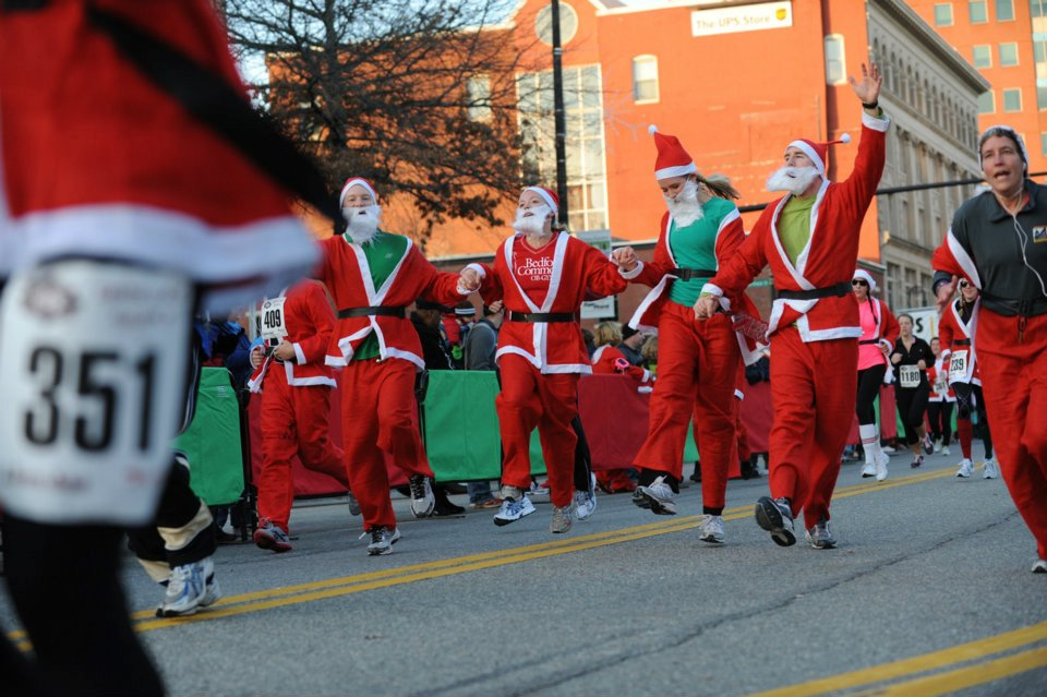 Santa Shuffle 2011