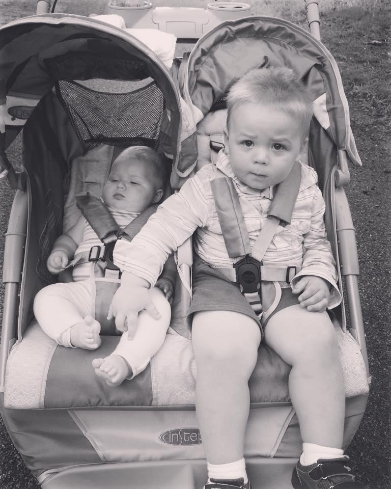 Siblings Stroller