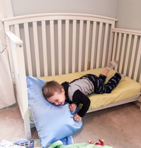 When To Move Your Toddler Into a Big KidBed