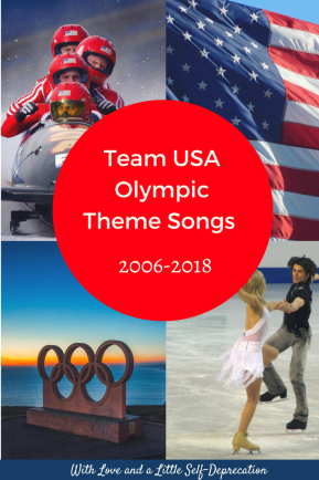 12 Years of Musical Olympic Inspiration from TeamUSA