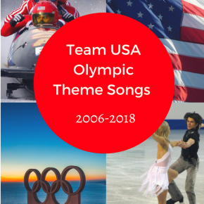 12 Years of Musical Olympic Inspiration from Team USA